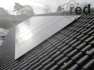5kW east facing system in Nantwich