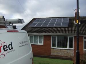 12 x ET solar 185W solar panels