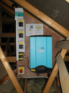 Eversolar TL3200 inverter