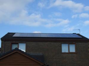 20 x CSUN 190W solar panels
