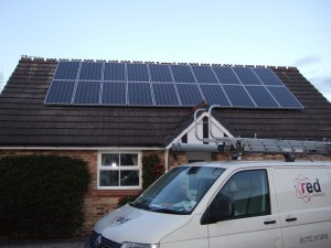 20 x CSUN 195W solar panels