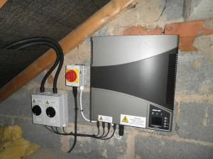 Power-One PVI-3600 inverter