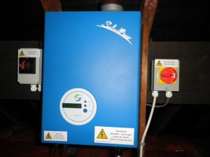 Eversolar 3000TL inverter