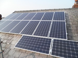16 x CSUN 200W solar panels