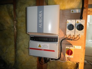 Power-One PVI-3.6OUTD inverter