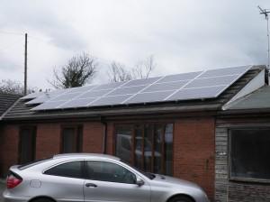 18 x CSUN 200W solar panels