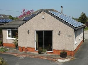 19 x CSUN 200W solar panels