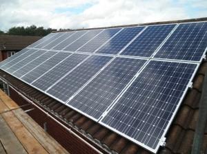 CSUN 200W panels