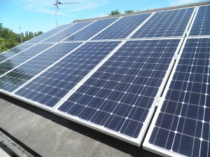 14 x CSUN 200W solar panels