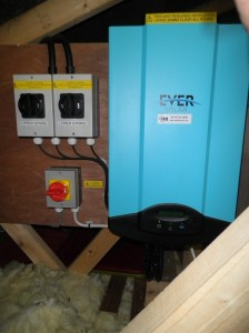 Eversolar 3200TL inverter