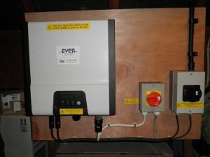 Eversolar TL1500 inverter