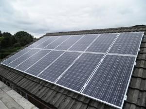CSUN 200W solar panels