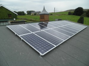 20 x CSUN 200W solar panels