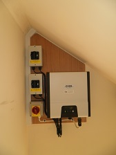 Eversolar 2000TL inverter