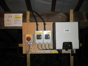 Eversolar TL2000 inverter