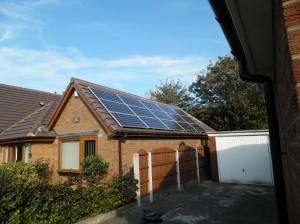 15 x CSUN 200W solar panels