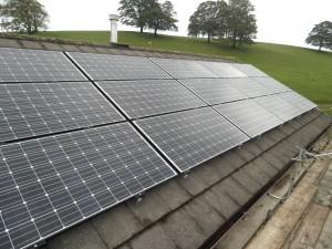 15 x Panasonic 240W solar panels