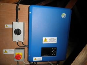 Samil 3400TL-D inverter