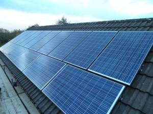 16 x Winaico solar panels
