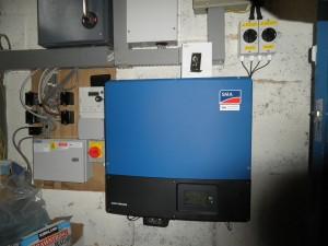 SMA Tripower 8000TL-10 inverter