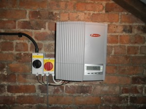 Fronius IG20 inverter