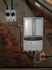 Power-One Aurora PVI-3.0OUTD inverter