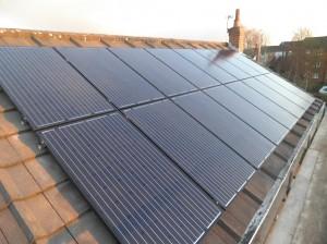 16 x Suntellite 250W solar panels