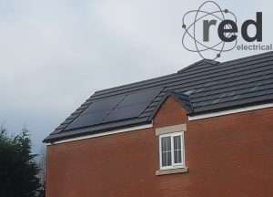 1.0kW system integrated into roof
