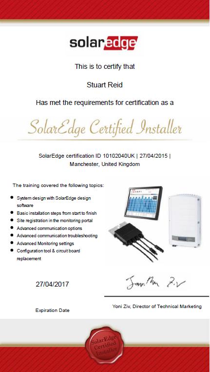 solaredge_installer