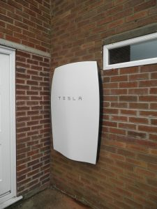 Tesla House Battery >> Red Electrical Tesla Powerwall Home Battery In Macclesfield