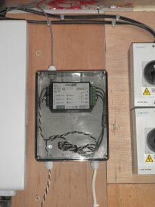 SolarEdge meter