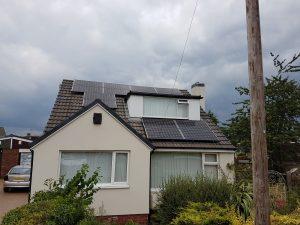 3.29kW solar PV system